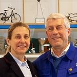 Bernhard Lange und Barbara Schattmaier