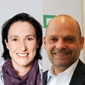 Iris Gauder und Frank Gessner - Referenz Syntegon Technology GmbH
